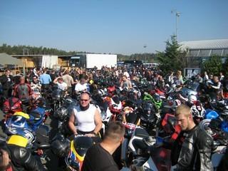Chaos am Hockenheimring 03.10.2011